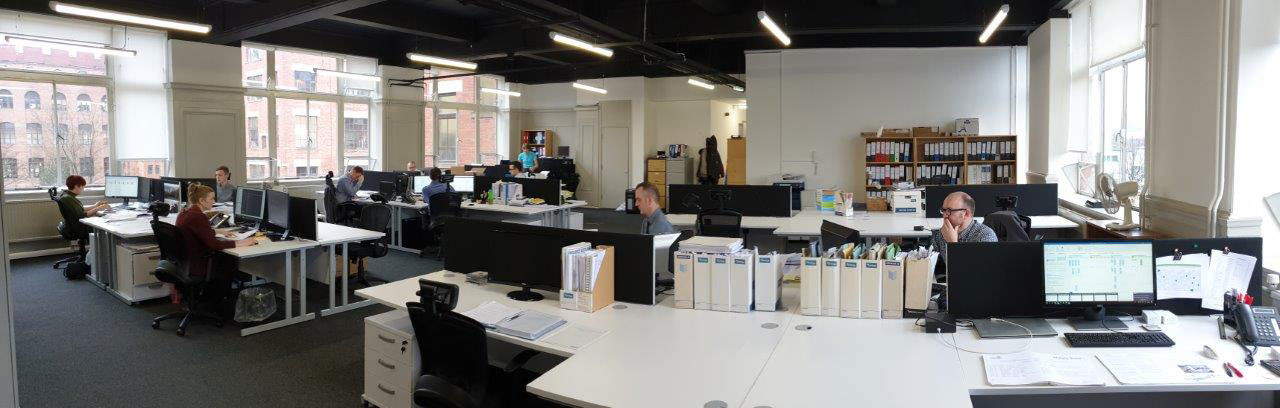 New Glasgow office