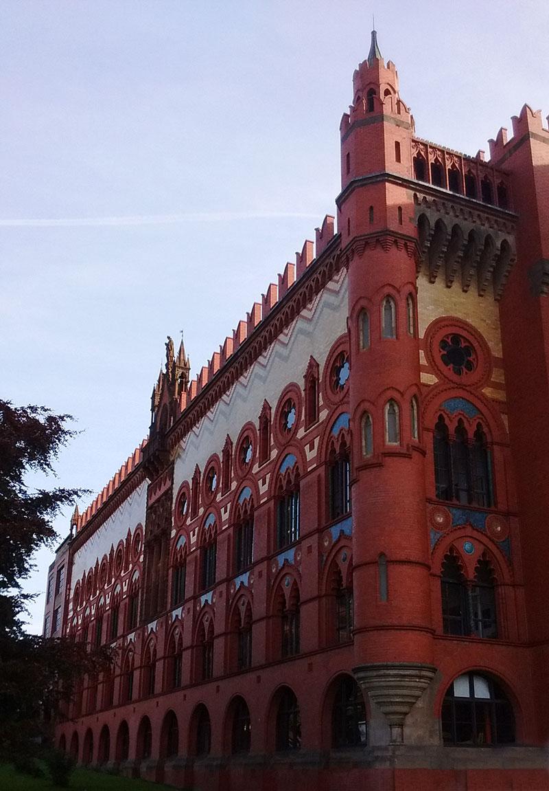Glasgow office exterior