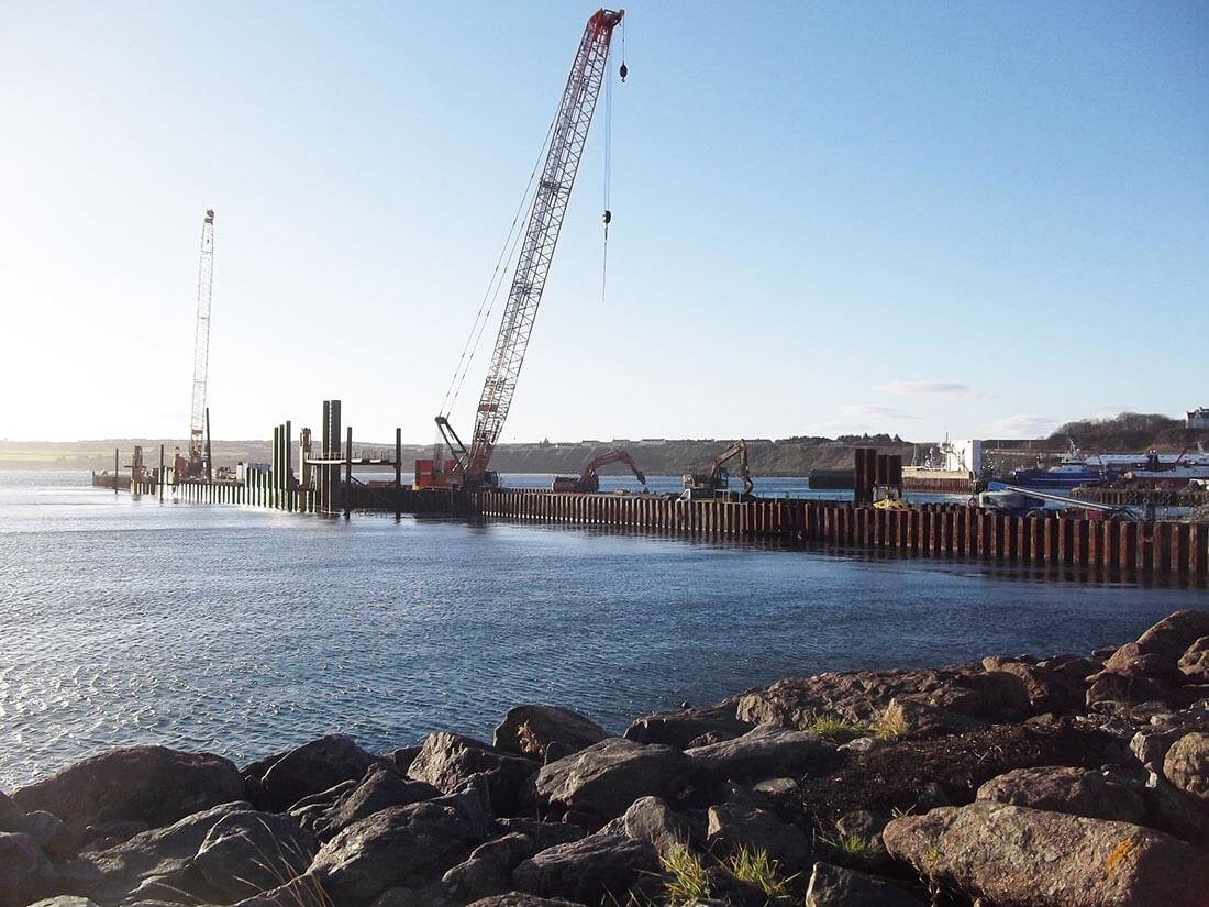 Scrabster Ola Pier Redevelopment